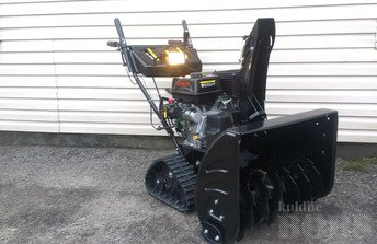 SNOW BLOWERS NETTO PRICE FROM 329,- , 6 MODELS