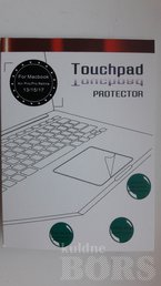 MACBOOK TOUCHPAD PROTECTOR AIR / PRO PRO / RETINA 13 15 17