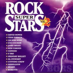 ROCK SUPER STARS VOL.2: 1