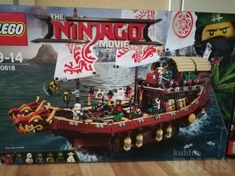 LEGO NINJAGO MOVIE DESTINY'S BOUNTY 70618