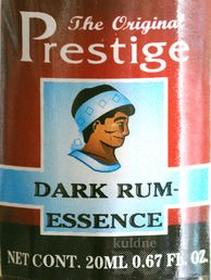 DARK RUM ESSENTS