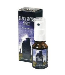 BLACK STONE SPRAY 15 ML, SEKSUAALAKTI PIKENDAJA