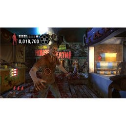 HOUSE OF THE DEAD OVERKILL PS3 MOVE