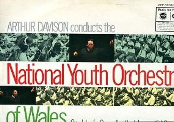 ARTHUR DAVIDSON CONDUCTS THE NATIONAL YOUTH ORCHESTRA OF WALES