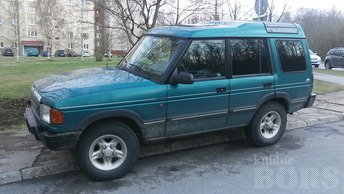 LAND ROVER DISCOVERY 2.5 83 kW -96
