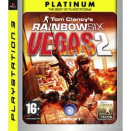 TOM CLANCYS RAINBOW SIX VEGAS 2 PS3