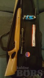 CROSMAN BENJAMIN TRAIL NP XL 1500