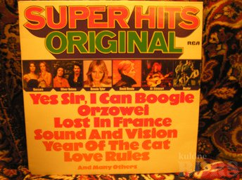 SUPER HITS ORIGINAL 1977