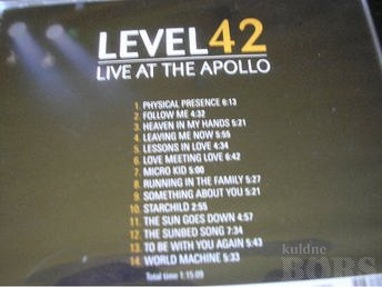 LEVEL 42: apollo2