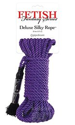 DELUXE SILKY ROPE - LILLA