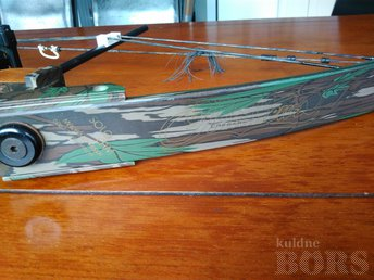 MATHEWS VX-PRO SOLO CAM MACHINE RISER CAMO LH