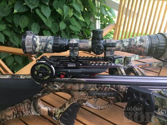 AMB BARNETT BUCK COMMANDER REVEGEANCE: optika