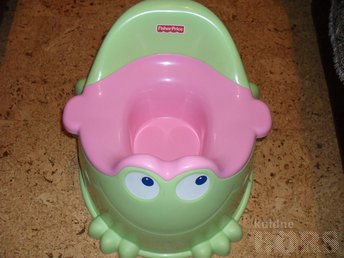 FISHER PRICE PISSIPOTT
