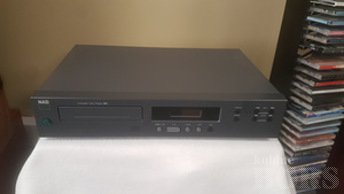 NAD 501 COMPACT DISC PLAYER