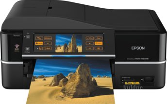 PRINTER EPSON STYLUS PHOTO PX800FW - GARANTII