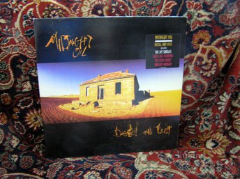 "MIDNIGHT OIL ""DIESEL AND DUST"""