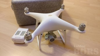 DJI PHANTOM 4 DROON