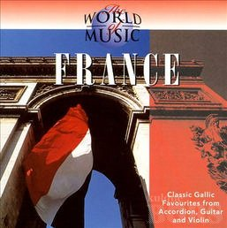 THE WORLD OF MUSIC: FRANCE: 1
