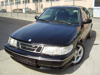 SAAB 900 TURBO AERO COUPE 26 LIM. EDITION