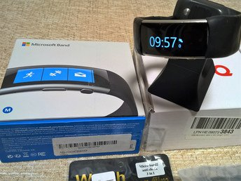 MICROSOFT BAND 2 STAND DOCKING STATION CHARGER