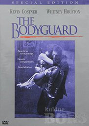 FILM:THE BODYGUARD, CASINO ROYALE, QUANTUM OF SOLACE DVD