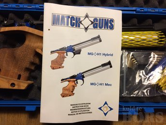 MATCH GUNS MGH1 BY CESARE MORINI