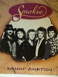 SMOKIE: Burning Ambition