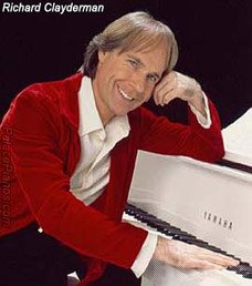 RICHARD CLAYDERMAN: Richard Clayderman