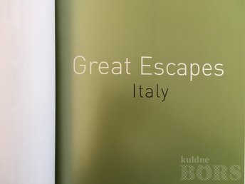 GREAT ESCAPE ITALY: 2
