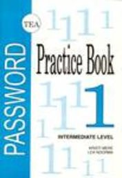PASSWORD PRACTICE BOOK 1