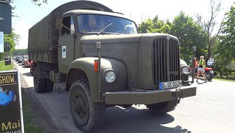 SAURER BERNER 2DM SWITZERLAND DM2 -73: MILITARY TRUCK FOR SALE RUNS LIKE A SWISS CLOCK