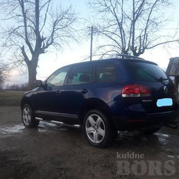 VW TOUAREG VALUVELJED