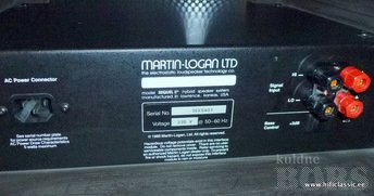 MARTIN LOGAN SEQUEL II