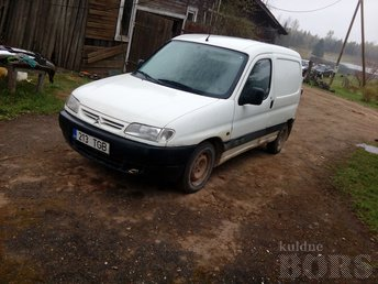CITROEN BERLINGO 1.9 51 kW -96
