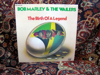 "BOB MARLEY AND THE WAILERS ""THE BIRTH OF A LEGEND"" 2 LP"