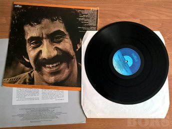 LP - JIM CROCE - PHOTOGRAPHS & MEMORIES. INTERCORD