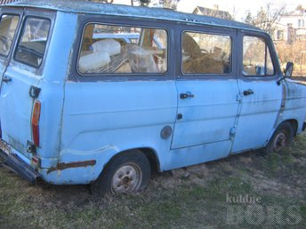 FORD BUSS