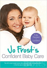 "JO FROST'S ""CONFIDENT BABY CARE"" RAAMAT"