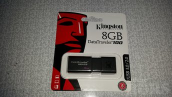 KINGSTON DATATRAVELER 100G3 (8GB)