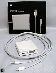 APPLE MINI DISPLAYPORT TO DUAL-LINK DVI ADAPTER - GARANTII.
