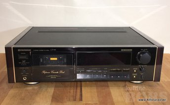 PIONEER CT-91 REFERENCE