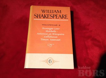 TRAGÖÖDIAD (2. OSA) WILLIAM SHAKESPEARE