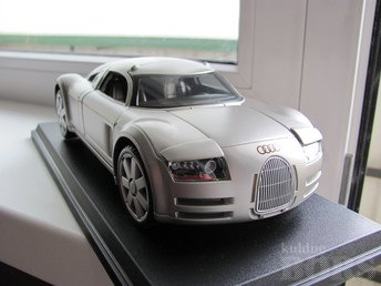 "AUDI SUPERSPORTWAGEN ""ROSEMEYER"""
