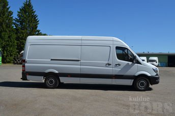 MB SPRINTER 313CDI BLUE EFFICIENCY 95 kW