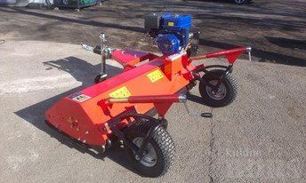 ATV NIIDUK, JÄRELVEETAV HOOLDUSNIIDUK ATV FLAIL MOWER 16 HP, NETTO PRICE, 4 DIFFERENT MODELS AVAILABLE