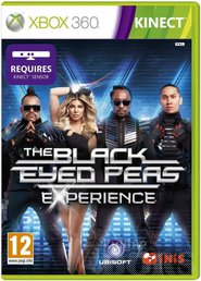 THE BLACK EYED PEAS EXPERIENCE XBOX 360 KINECT