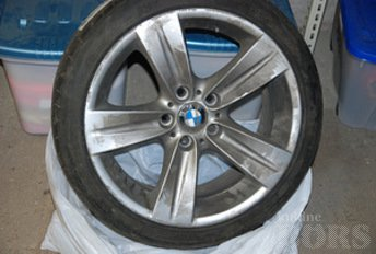 BMW VALUVELJED R18