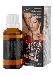 SPANISH LOVE DROPS DIRTY DANCING 30ML