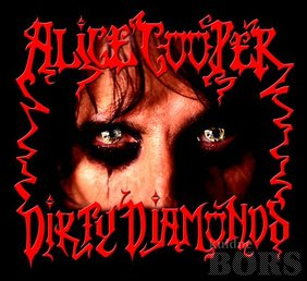ALICE COOPER: alice cooper dirty diamonds