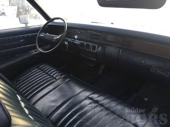 LINCOLN TOWN COUPE 1972